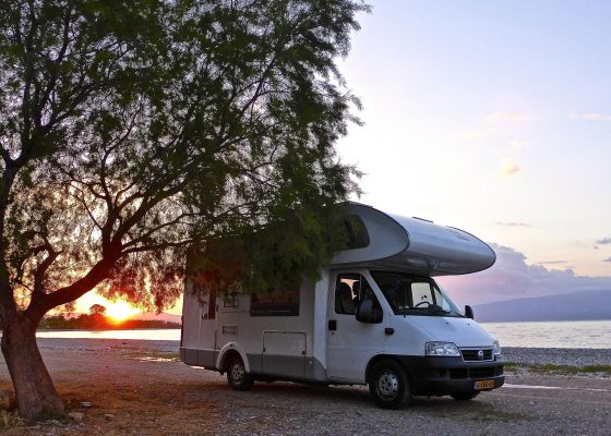 Positioned to capitalize on the camping trend